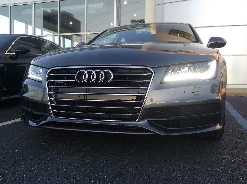 Jack Ingram Audi Welcomes The Stunning A7 Jack Ingram