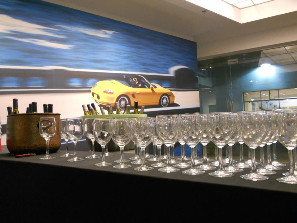 Jack Ingram Porsche Event An Evening Of Passionate Design