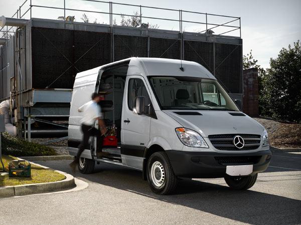 Jack ingram motors introduces the mercedes of vans jack for Mercedes benz commercial vans
