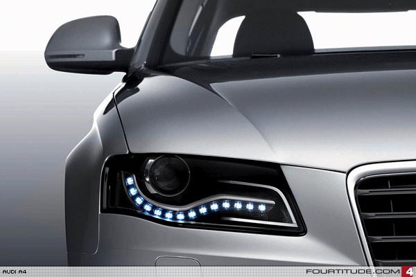 Shedding Light on Audi Headlights  (1/2)