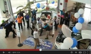 Volkswagen Harlem Shake