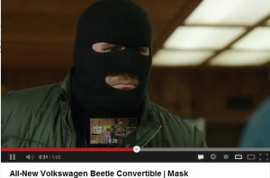 VW Mask Commercial