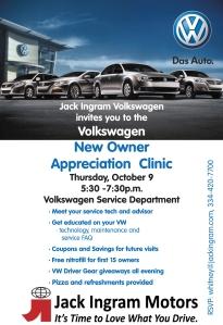 VWServiceClinicOct14
