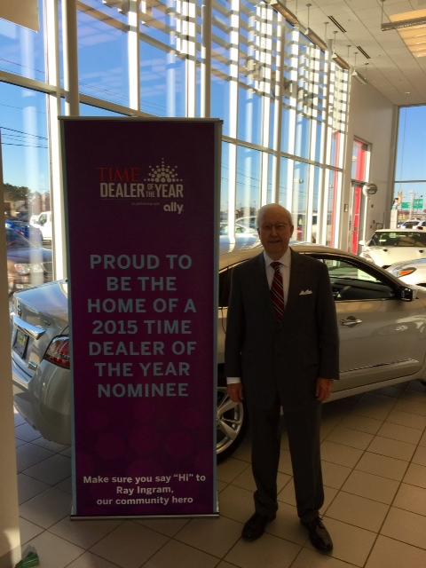 Jack Ingram Nissan >> Jack Ingram Motors Blog Jack Ingram Events News